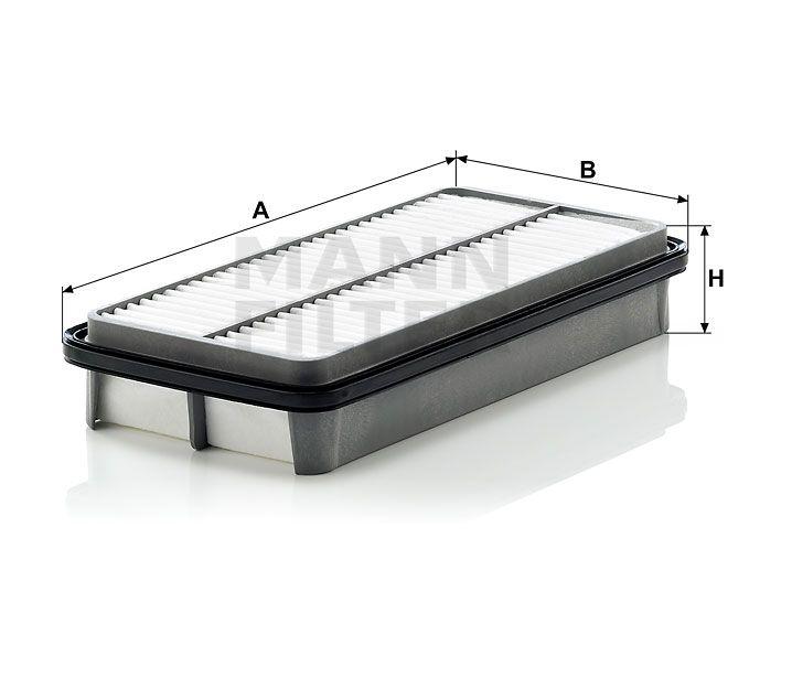 Vzduchový filtr Mann-Filter C 3136