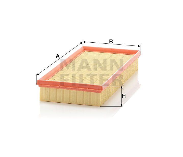 Vzduchový filtr Mann-Filter C 3284/2