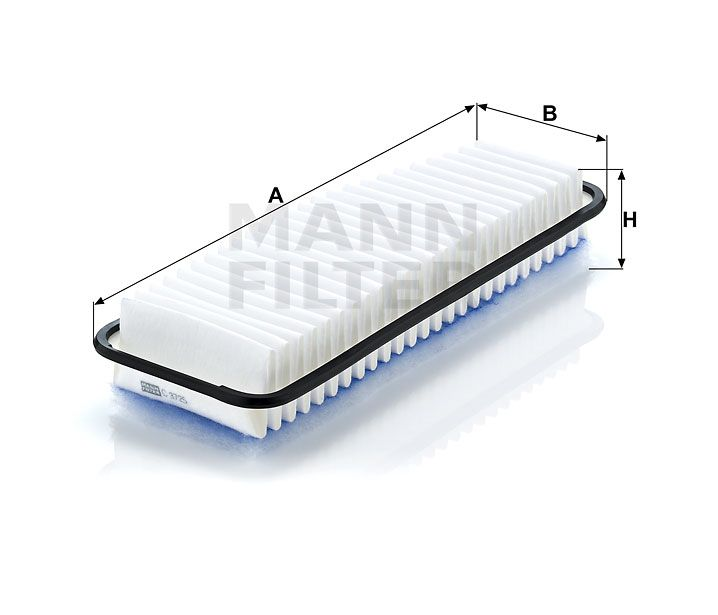 Vzduchový filtr Mann-Filter C 3725