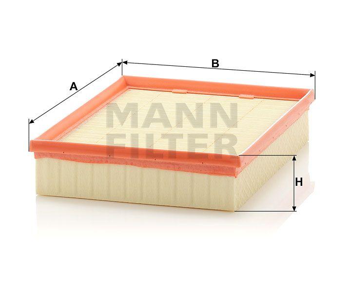 Vzduchový Mann-Filter C 25 109