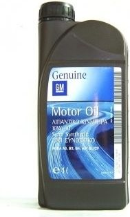 GM MOTOR OIL 10W-40 1L Generals Motors