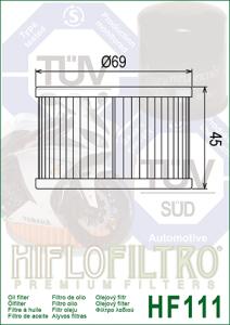 HifloFiltro HF 111