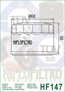 HifloFiltro HF 147