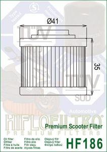 HifloFiltro HF 186