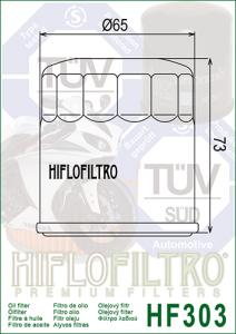 HifloFiltro HF 303