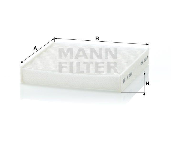 Kabinový filtr Mann-Filter CU 1827