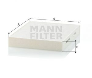 Kabinový filtr Mann-Filter CU 2442