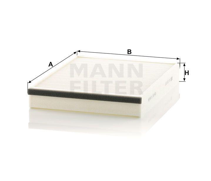 Kabinový filtr Mann-Filter CU 25 007