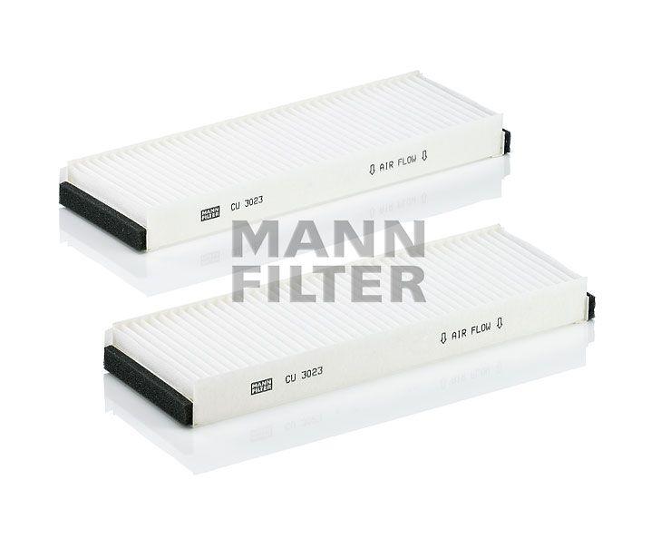 Kabinový filtr Mann-Filter CU 3023-2