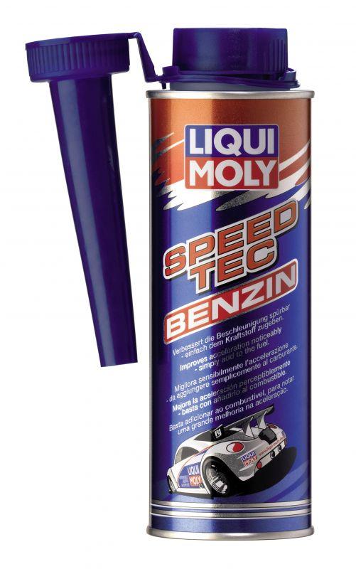 Liqui Moly Přísada do benzinu pro zlepšení zrychlení 250 ml