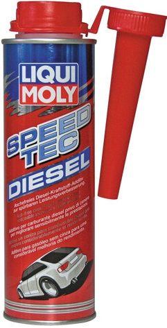 Liqui Moly Přísada DO NAFTY PRO ZLEPŠENÍ ZRYCHLENÍ 250 ml