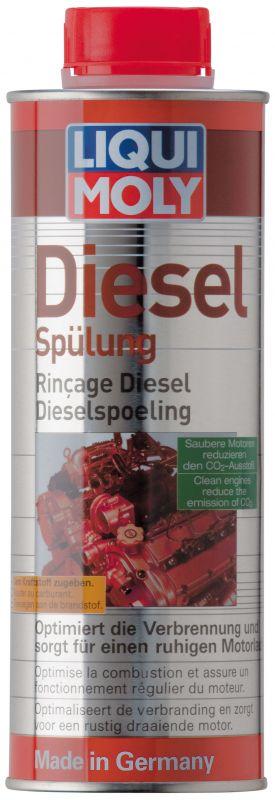 Liqui Moly Vyplachovač dieselmotorů 500 ml