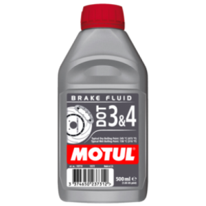 Motul DOT 3,4 Brake Fluid 0,5L