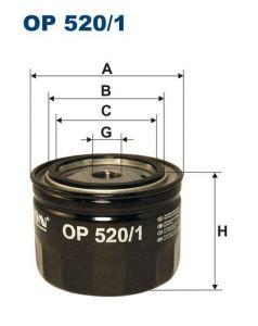 Olejový Filtr Filtron OP 520/1