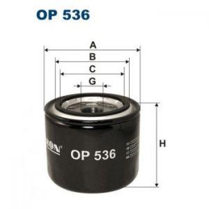 Olejový filtr Filtron OP 536