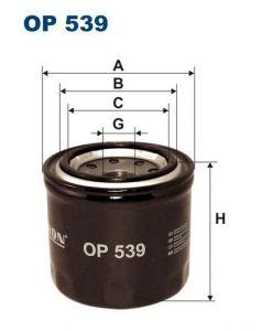 Olejový filtr Filtron OP 539