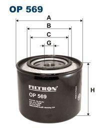 Olejový filtr Filtron OP 569