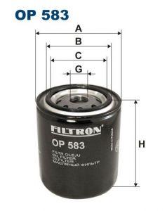 Olejový filtr Filtron OP 583