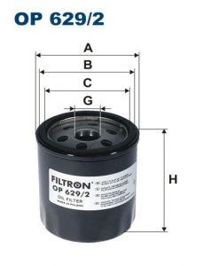 Olejový filtr Filtron OP 629/2