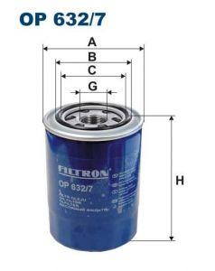 Olejový filtr Filtron OP 632/7
