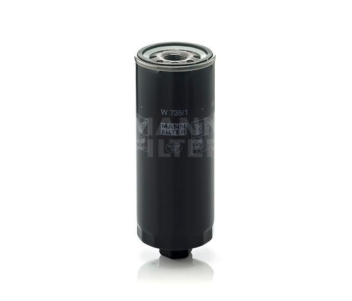 Olejový filtr Mann-Filter W 735/1