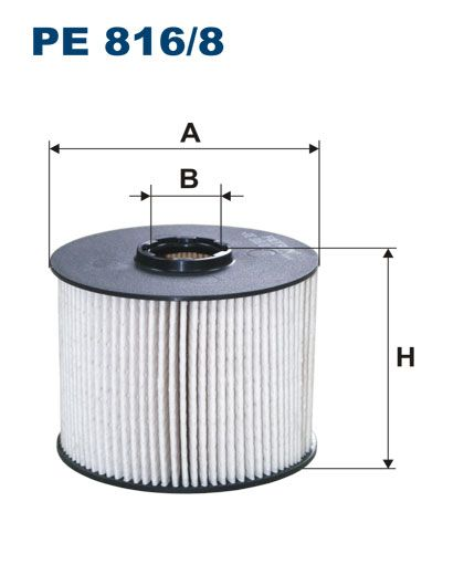 Palivový filtr Filtron PE 816/8