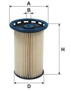 Palivový filtr Filtron PE 973/7
