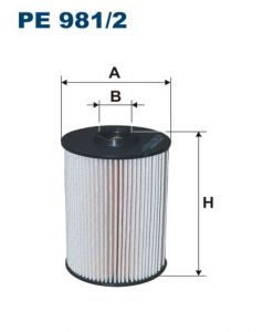 Palivový filtr Filtron PE 981/2