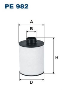 Palivový filtr Filtron PE 982