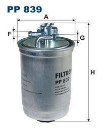 Palivový filtr Filtron PP 839