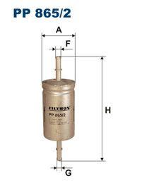 Palivový Filtr Filtron PP 865/2