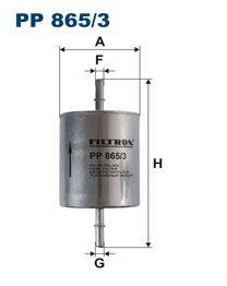 Palivový filtr Filtron PP 865/3