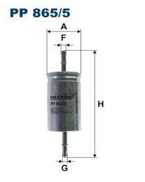 Palivový Filtr Filtron PP 865/5