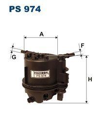 Palivový Filtr Filtron PS 974