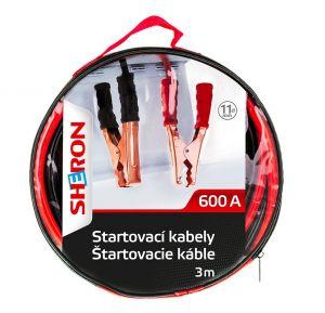 SHERON Startovací kabely 600A