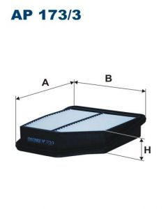 Vzduchový filtr Filtron AP 173/3