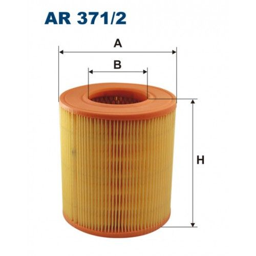 Vzduchový filtr Filtron AR 371/2