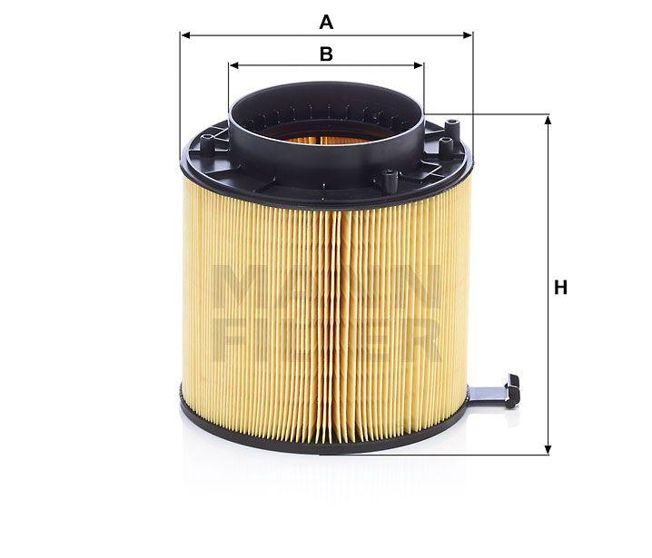 Vzduchový filtr Mann-Filter C 16 114x