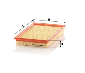 Vzduchový filtr Mann-Filter C 29 020