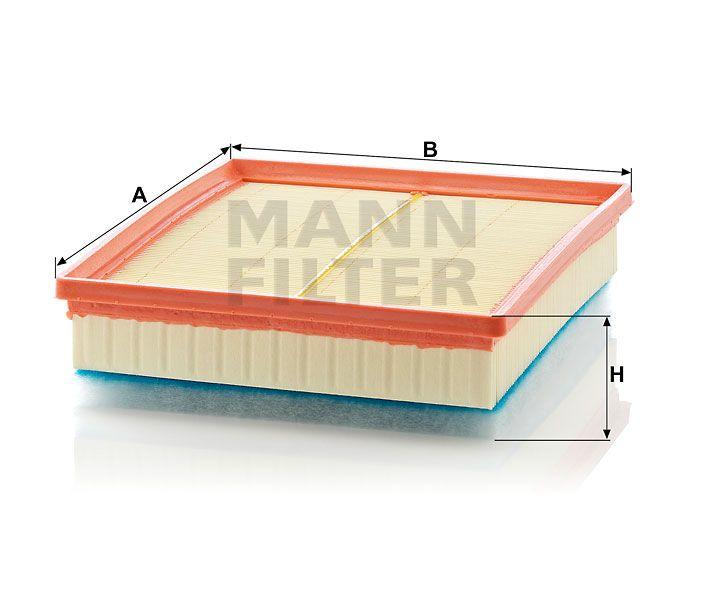 Vzduchový filtr Mann-Filter C 29 168