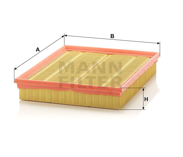 Vzduchový filtr Mann-Filter C 33 189