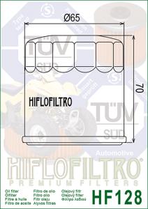 HifloFiltro HF 128