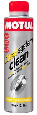 MOTUL Diesel systém clean 300 ml