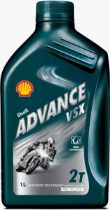 Shell Advance VSX 2 T