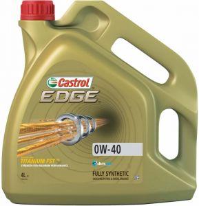 Castrol EDGE Edge Sport Titanium 0W-40 4L