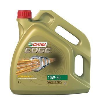 Castrol EDGE FST titanium 10W-60 4l