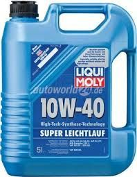 Liqui Moly Super Leichlauf 10W-40 5L