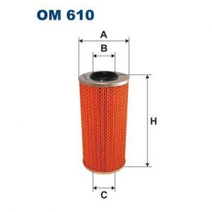 Olejový filtr Filtron OM 610