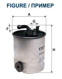 Palivový filtr Filtron PP 840/6