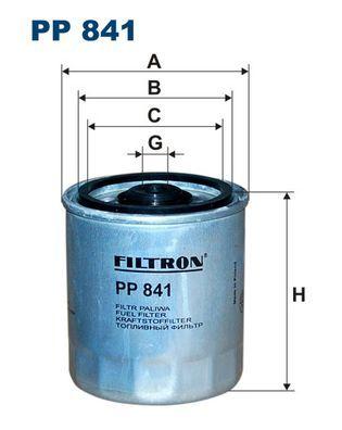 Palivový filtr Filtron PP 841